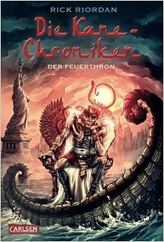 Book Die Kane-Chroniken, Band 2: Der Feuerthron
