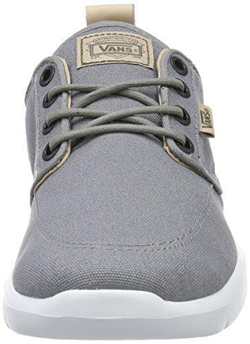 Vans Ua Brigata Lite, Zapatillas para Hombre Gris (C And L Frost Gray)