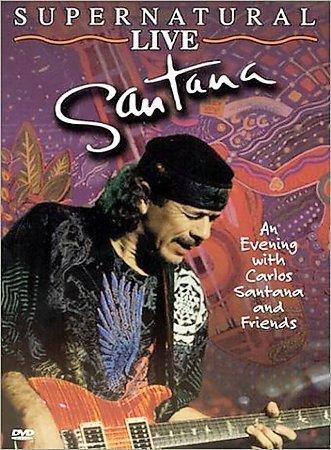 SANTANA-SUPERNATURAL LIVE (DVD)
