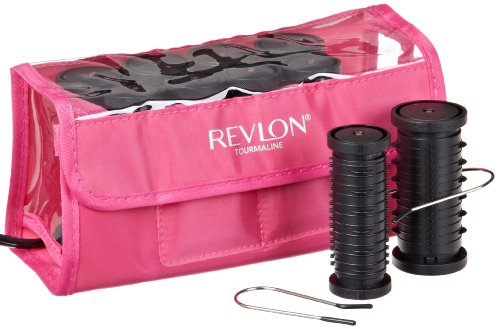 - Revlon Curls-to-Go 10 Piece Travel Hot Rollers