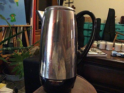 vintage percolator coffee pot - 4