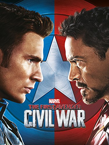 The First Avenger: Civil War Film