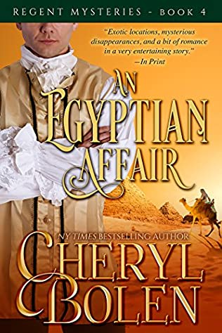 book cover of An Egyptian Affair
