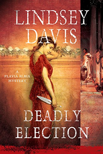 Deadly Election Flavia Albia Mystery ebook product image