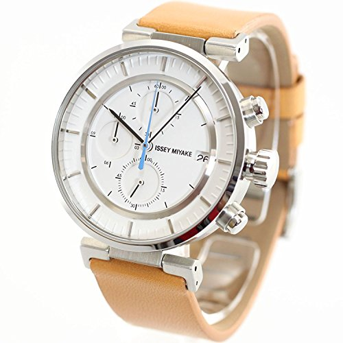 ISSEY MIYAKE watch Men's W AW chronograph Satoshi Wada design SILAY008