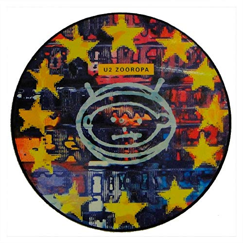 Lp U2 - Zooropa - Vinil Picture Disc - Importado