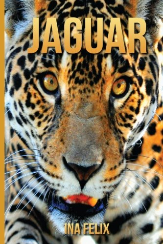Jaguar: Children Book of Fun Facts & Amazing Photos on Animals in Nature - A Wonderful Jaguar Book for Kids aged 3-7