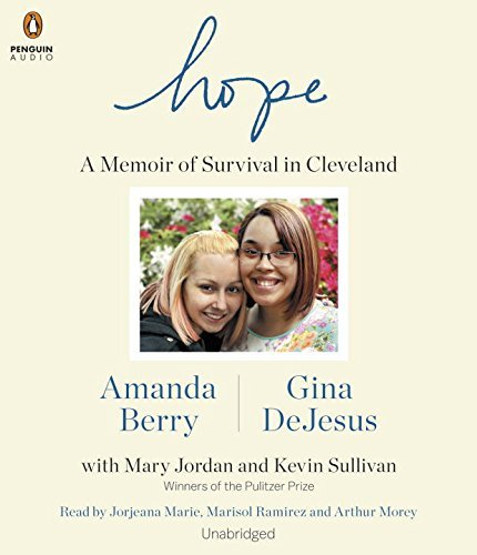 By Amanda Berry - Hope: A Memoir of Survival in Cleveland (Unabridged) (2015-05-12) [Audio CD]