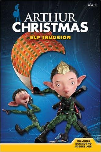 Arthur Christmas: Elf Invasion: Annie Auerbach, Anteater ...