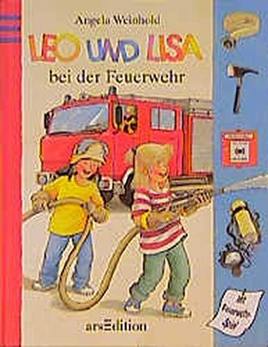 leo-und-lisa-bei-der-feuerwehr