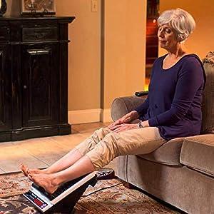 MedMassager MMF06 11 Speed Foot Massager For Diabetes and Neuropathy