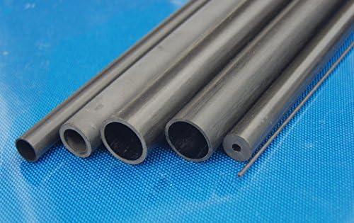 Sano Factory カーボンパイプ02130 7.0mm x 6.0mm 1M 18g t0.5