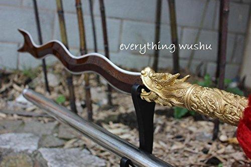 Wushu Spears Snake Spear Traditional Long Snake Spear Long Weapon