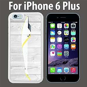 Futue War Machine Custom Case/ Cover/Skin *NEW* Case for Apple iPhone 6 PLUS - White - Rubber Case (Ships from CA) Custom Protective Case , Design Case-ATT Verizon T-mobile Sprint ,Friendly Packaging - Slim Case