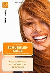 Schüßler-Salze: Die Selbstheilungskräfte aktivieren - Gesund und vital mit der Kraft der zwölf Salze