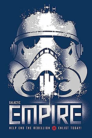 Star Wars Rebels Poster Recruitment Poster Empire 24x36 Amazon
