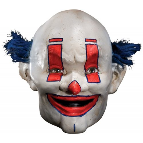 Rubie's Men's Batman The Dark Knight The Joker Henchman School Bus Driver Adult Mask, Multi, One Size -