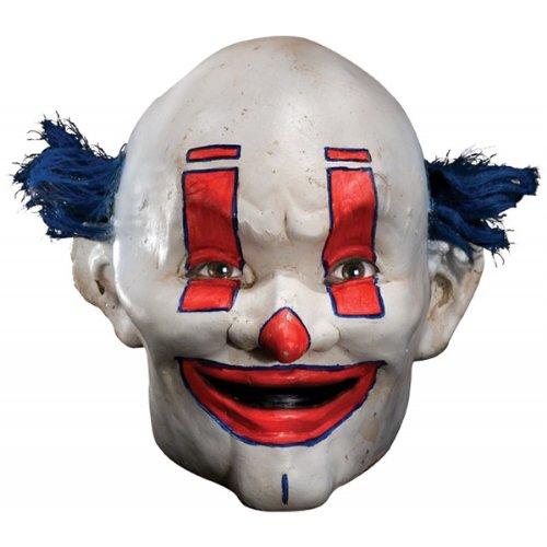 Rubie's Men's Batman The Dark Knight The Joker Henchman School Bus Driver Adult Mask, Multi, One Size]()