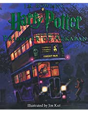 Harry Potter and the Prisoner of Azkaban: The Illustrated Edition (3)