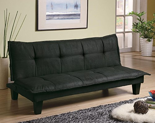 Coaster Sofa Bed-Grey Country Futon Frame