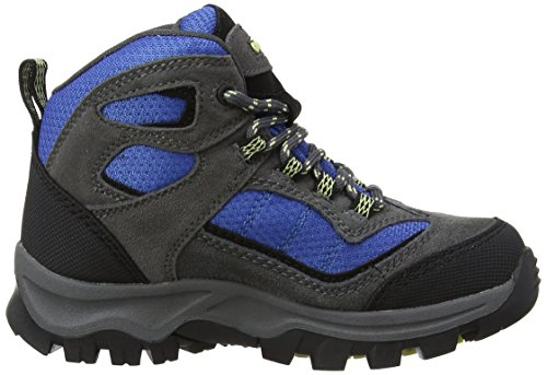 Hitachi Hillside - Botas Niños Azul (Charcoal/Blue)