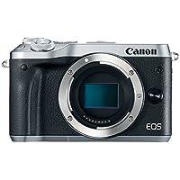 Canon EOS M6 Body (Silver)