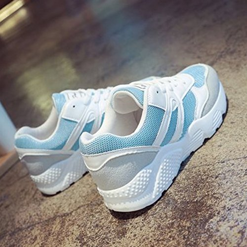 Sneakers Walking Athletic Chu KKLM Workout warm Sport Running Gym Blue02 Fashion Women's Fitness Shoes Jogging AnnxX7T