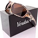 Verdster Polarized Camo Style Sunglasses For Men And Women, Accessories pack, Sporty Fishing Shades