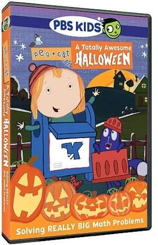 Peg + Cat: Halloween Fun - A Totally