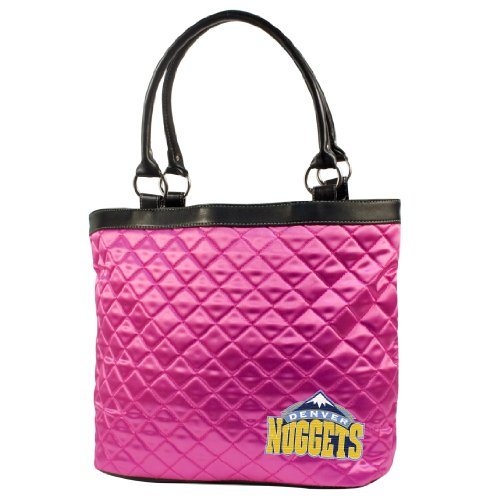NBA Denver Nuggets Quilted Tote by Littlearth