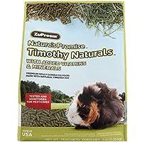 Zupreem Alimento Premium para cobayas Timothy Natures Promise