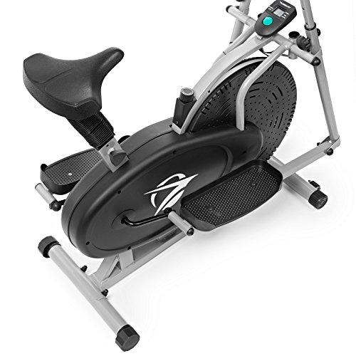 Plasma Fit Elliptical Machine Trainer 2 In 1 Exercise Bike