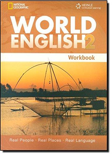 World English 2 Workbook Kristin Johannsen 9781424050123 Amazon Com Books