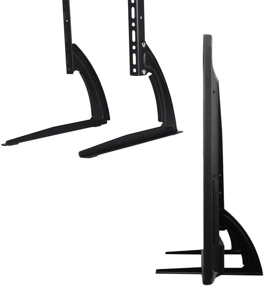 Nick88am Universal LCD LED HD TV Mount Table Top TV Stand Base for 32-70 Flat Screen