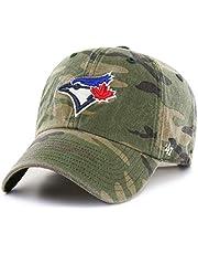 47 Brands Toronto Blue Jays MLB Camo Clean Up Cap