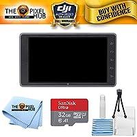DJI CrystalSky 5.5 High-Brightness Monitor Bundle
