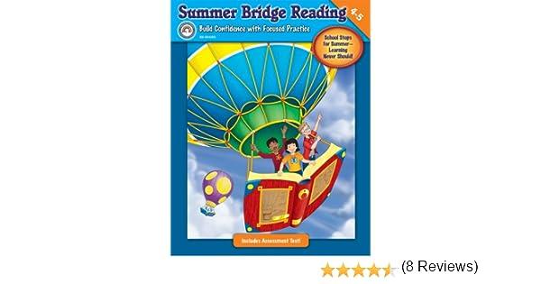 Amazon.com: Summer Bridge Reading, Grades 4 - 5 (0044222195069 ...