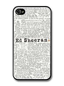 Songs Lyrics For Samsung Galaxy S5 Mini Case Cover