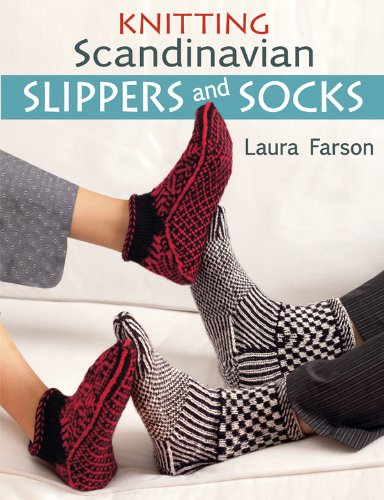 Knitting Scandinavian Slippers and Socks ()