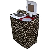 Stylista Washing Machine Cover for LG 6.5 kg P7559R3FA Semi-Automatic Top Load Printed