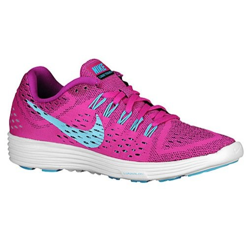 Nike Women's Lunartempo Fuchsia Flash/Clrwtr/Blck/Why 10.5