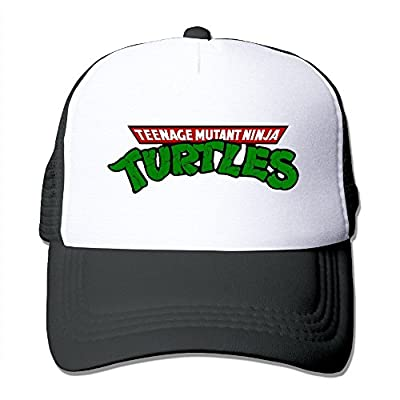 MaNeg Teenage Mutant Ninja Turtles Funny Trucker Hat With Mesh One Size Caps
