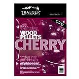 Traeger PEL309 Cherry Barbecue Pellets, 20-Pound