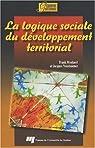 La logique sociale du développement territorial par Moulaert