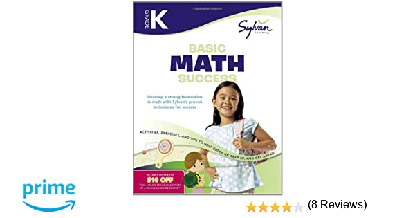 Kindergarten Basic Math Success: Activities, Exercises, and Tips ...