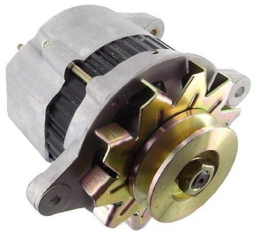 (Alternator for Yanmar Marine & Industrial Diesel Engine 1GM 2GM 3GM 3HM 12 Volts 35 Amps )