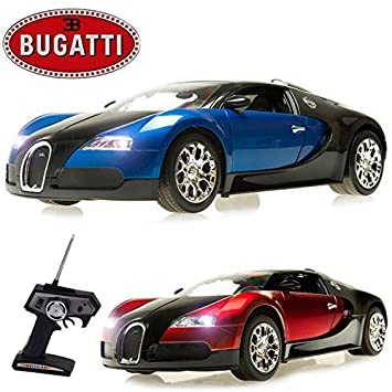 Comtechlogic® CM 2108 Official Licensed 1:10 Bugatti Veyron Radio  Controlled RC Electric