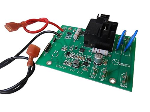 Charger Control (EZGO 28667G01 Input Board-Power Control (Powerwise))