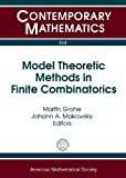 Model Theoretic Methods in Finite Combinatorics, , 0821849433