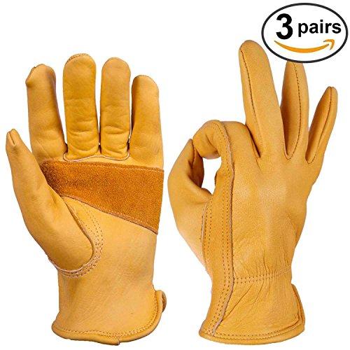 Best Leather Work Gloves - 1